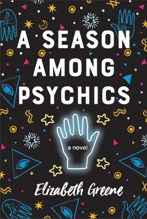 2018 a season among phychics book cover